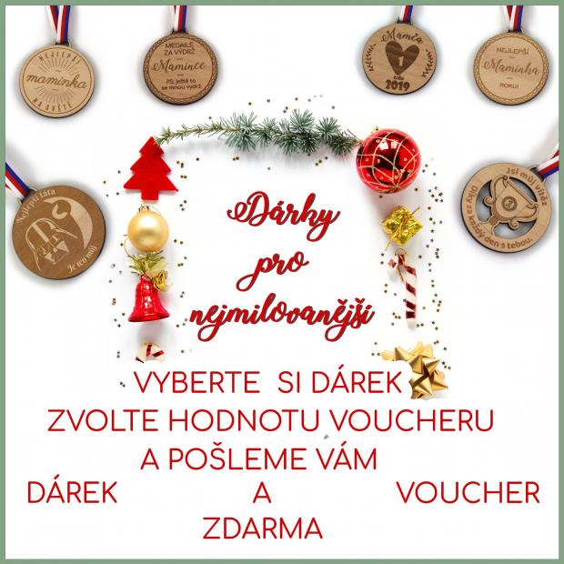 Medaile Medaile jako dárek se slovy z duše